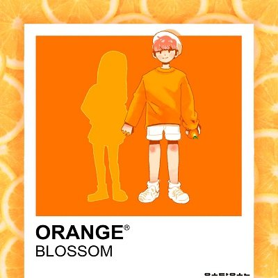 OHDA5N Orange Blossom Cover
