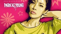 Park Ki Young Im not OK Cover