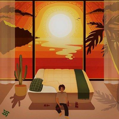 PINWHEEL Sunset Cover