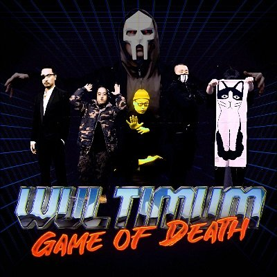 SALON WULTIMUM Game Of Death 2 Cover
