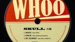 SKULL WHOO Cover