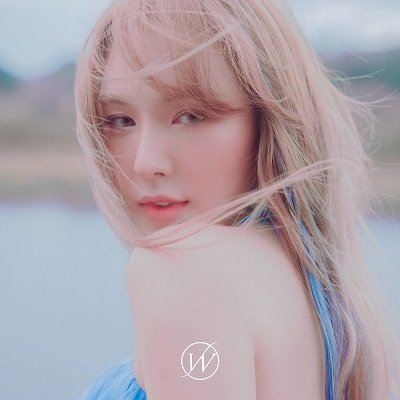 WENDY Like Water Cover