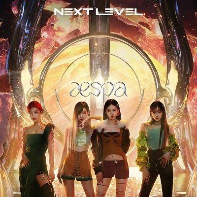 aespa Next Level Cover