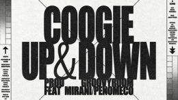Coogie UP & DOWN Cover