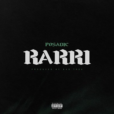 Posadic Rarri Cover