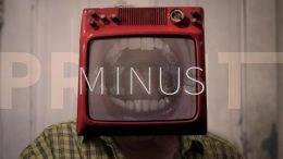 PRSNT MINUS Cover