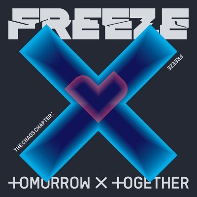 TXT The Chaos Chapter Freeze Cover