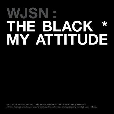 WJSN THE BLACK Easy Cover