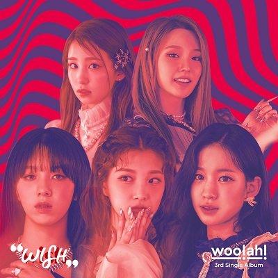 wooah Purple Cover