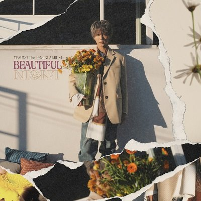 YESUNG Beautiful Night Cover