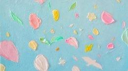 Yunsae flowerain Cover