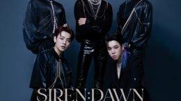 ACE 5th Mini Album SIREN DAWN Cover