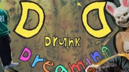 FRankly DDDrunk Dreaming Cover