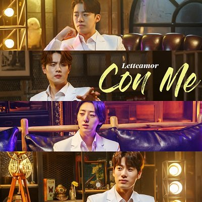 Letteamor Con Me Oh My Love Cover
