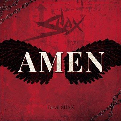 SHAX AMEN Cover