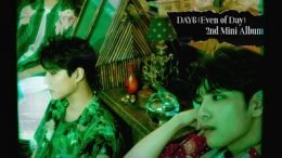DAY6 Even of Day Right Through Me Cover