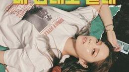 Kyung dason MY WAY Cover