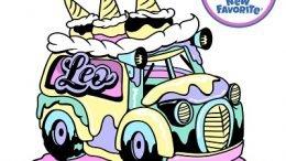 Leo Bookmark Cover