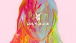 Mad Monster Along Came Beautiful Nuna Cover