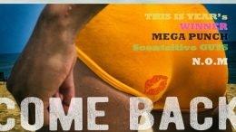 NOM MEGA PUNCH Cover