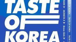 RAIN & MONSTA X & Brave Girls & ATEEZ Summer Taste Cover