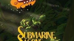 Sagong submarine Cover
