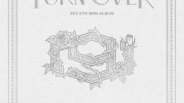 SF9 9th Mini Album Cover