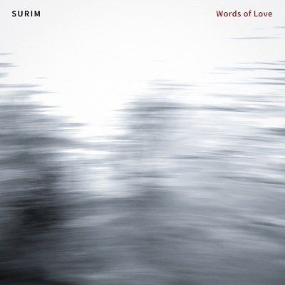 SURIM Words of Love Cover