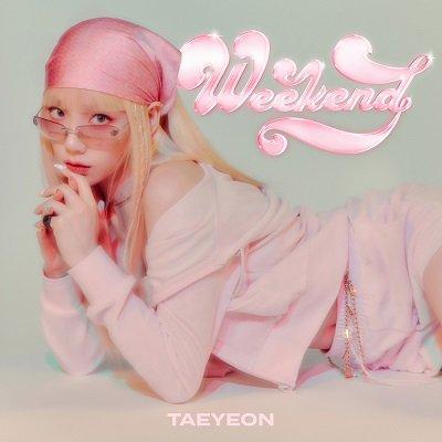 TAEYEON Weekend Cover