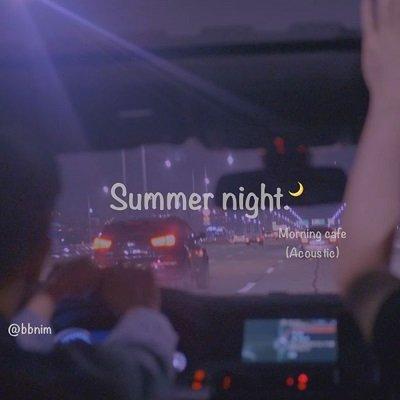 BB Summer night Cover