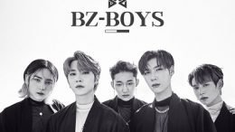 BZ-BOYS Close your eyes Cover