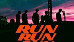 Fable RUN RUN RUN Cover
