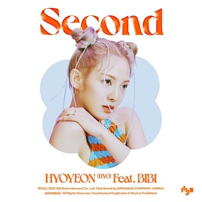 HYO Second Cover