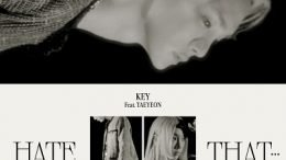 KEY Hate that Cover