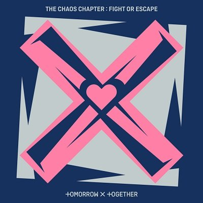 TXT The Chaos Chapter Fight or Escape Cover