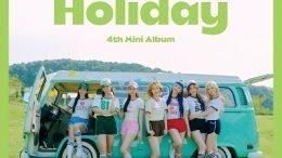 Weeekly 4th Mini Album Cover