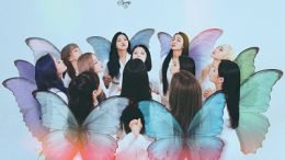 LOONA Butterfly Cover