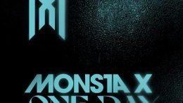 MONSTA X ONE DAY Cover