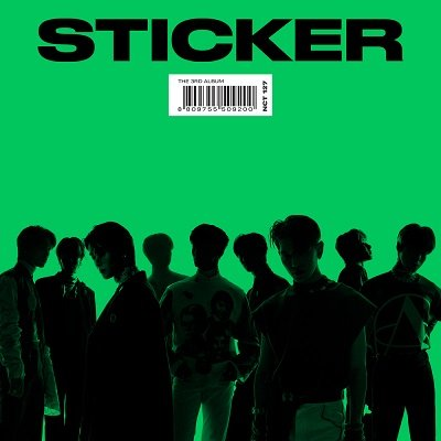 NCT 127 The 3rd Album Cover