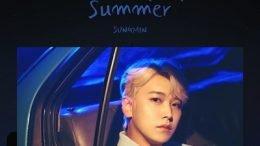 SUNGMIN Goodnight, Summer Cover