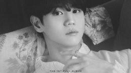 YANG YO SEOP 1st album Chocolate Box Cover